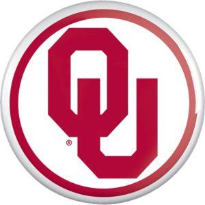 Oklahoma Sooners Button