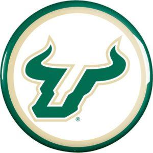 South Florida Bulls Button