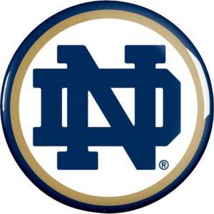 Notre Dame Fighting Irish Button