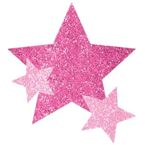 Pink Star Body Jewelry