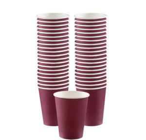 BOGO Berry Paper Coffee Cups 40ct