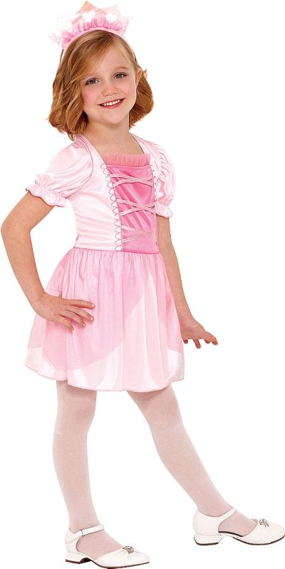 Child Princess Party Costume