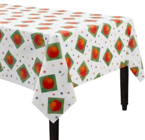 Basketball Table Cover