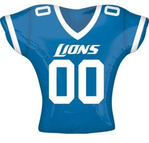 Detroit Lions Balloon - Jersey