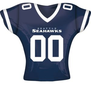 Seattle Seahawks Balloon - Jersey