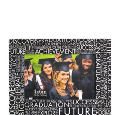Message Graduation Photo Frame