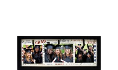 Collage Graduation Photo Frame