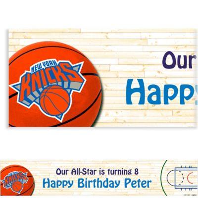New York Knicks Custom Banner 6ft