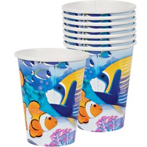 Tropical Summer Cups 8ct