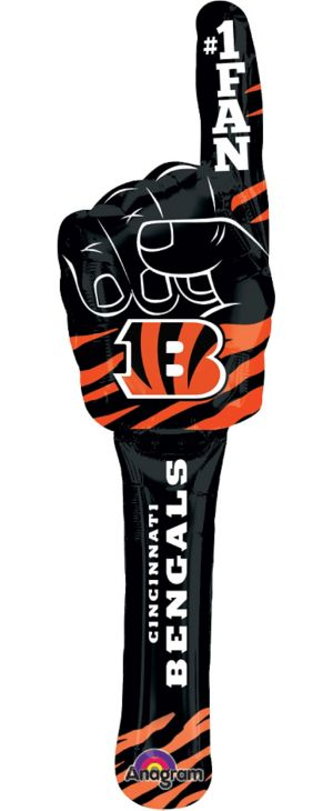 Cincinnati Bengals Inflatable Spirit Stick