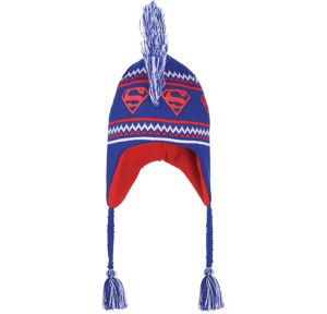 Superman Mohawk Peruvian Hat