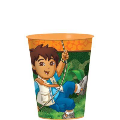 Go, Diego, Go! Favor Cup