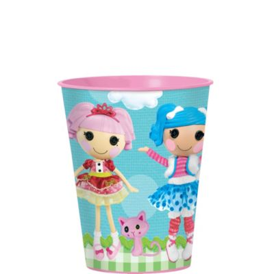 Lalaloopsy Favor Cup