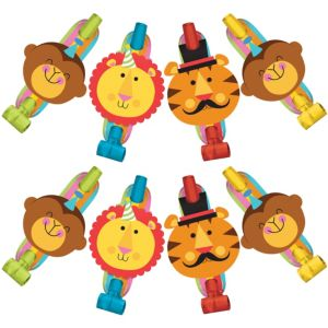 Fisher-Price 1st Birthday Circus Blowouts 8ct