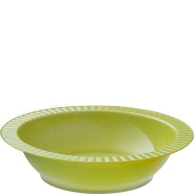 Avocado Premium Plastic Soup Bowls 24ct