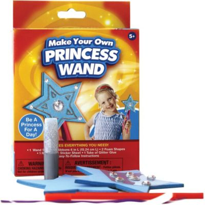 Princess Wand Craft Kit