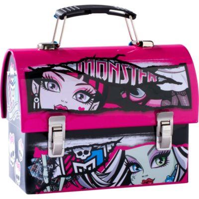 Mini Monster High Tin Box