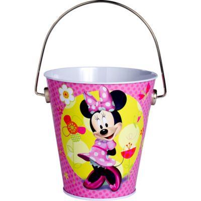 Minnie Mouse Metal Pail
