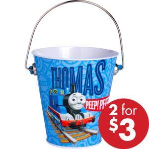 Thomas the Tank Engine Metal Pail