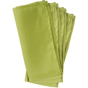 Avocado Fabric Napkins 4ct