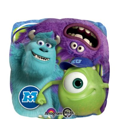Monsters University Balloon - Round