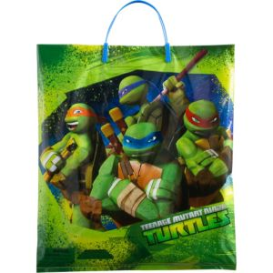 Teenage Mutant Ninja Turtles Trick or Treat Bag