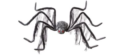 Poseable Spider