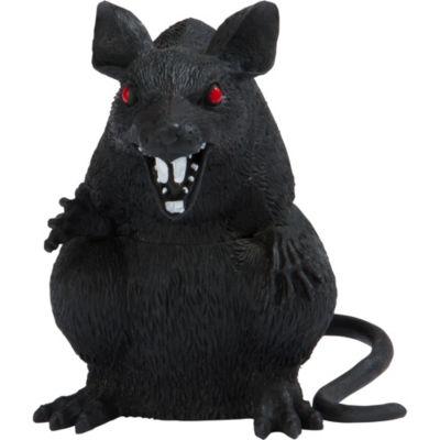 Plastic Black Rat