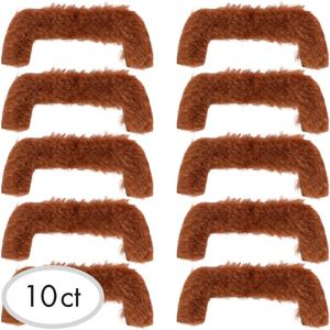 Feeling Groovy Moustaches 10ct