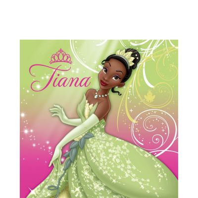 Princess and the Frog Lunch Napkins 16ct