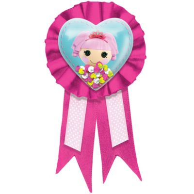 Lalaloopsy Award Ribbon