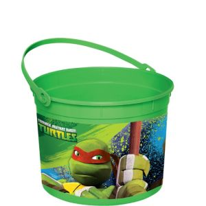 Teenage Mutant Ninja Turtles Favor Container 4in