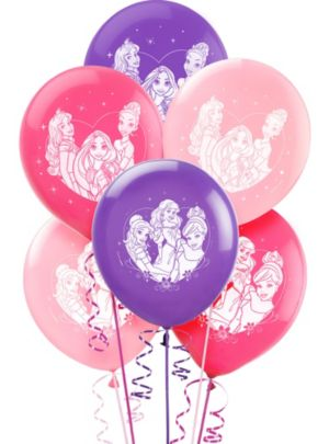 Disney Princess Balloons 6ct