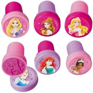 Disney Princess Stamps 6ct