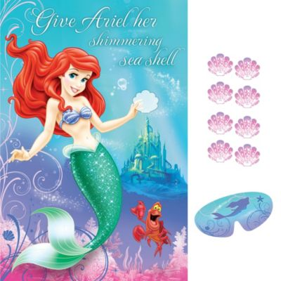 Little Mermaid Party Game
