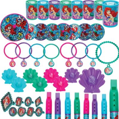 Little Mermaid Favor Pack 48pc