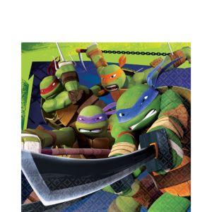 Teenage Mutant Ninja Turtles Lunch Napkins 16ct