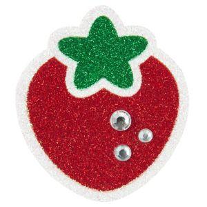 Strawberry shortcake body jewelry party city for Strawberry shortcake necklace jewelry