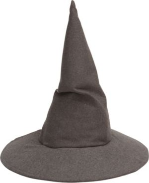 Gray Gandalf Hat
