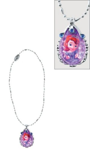 Sofia the First Necklace