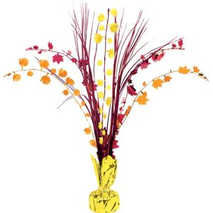 Mini Thanksgiving Spray Centerpiece