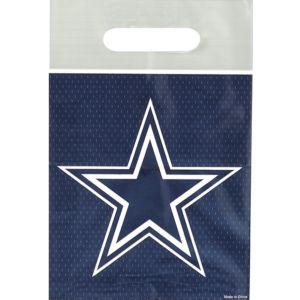 Dallas Cowboys Favor Bags 8ct