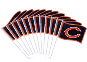 Chicago Bears Flags 12ct