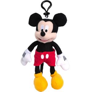 Clip-On Mickey Mouse Plush