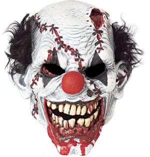 Ripper Clown Mask