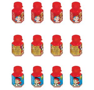Jake and the Never Land Pirates Mini Bubbles 12ct