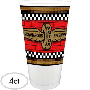 Indy 500 Cups 32oz 4ct