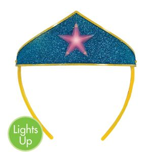 Light-Up Wonder Woman Tiara