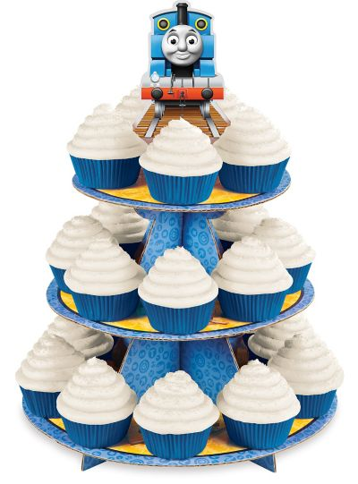 Thomas & Friends Cupcake Stand