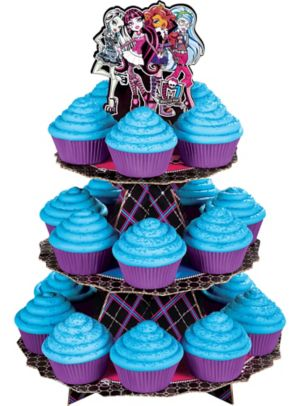 Wilton Monster High Cupcake Stand